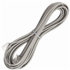Satin Phone Cord - 4 Conductor, 26 AWG, 7 ft: PCT-TCA-020