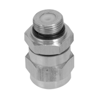 RG11 5/8 in Feed-Thru Connector PCT11A