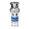 RG6 BNC connector universal compression fitting PCT-BNC-6