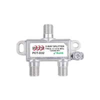 3 way splitter for RF applications PCTD32
