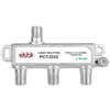 3 way splitter for RF applications PCTD33