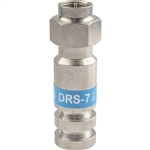 RG7 F Connector Universal Compression Fitting PCTDRS7