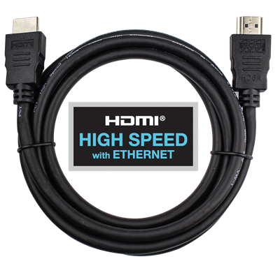 HDMI high speed cable with Ethernet PCTHD3A