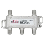 4 way splitter for RF applications PCTNGNII4S