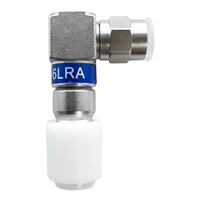RG6 F Connector Universal Compression Fitting Right Angle PCTTRS6LRA